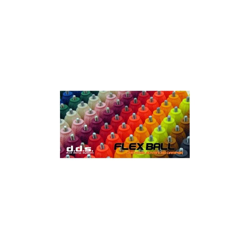 Amortisseur FLEX Ball 1/4 - 1/4