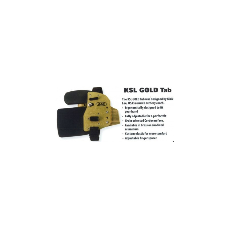 Palette AAE KSL Gold Cordovan