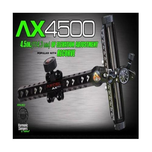 "AXCEL AX4500 9"" RECURVE"