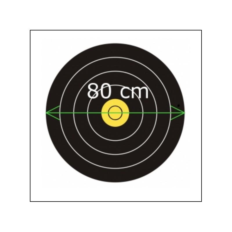 Blason Campagne TEMPLE - 80 cm