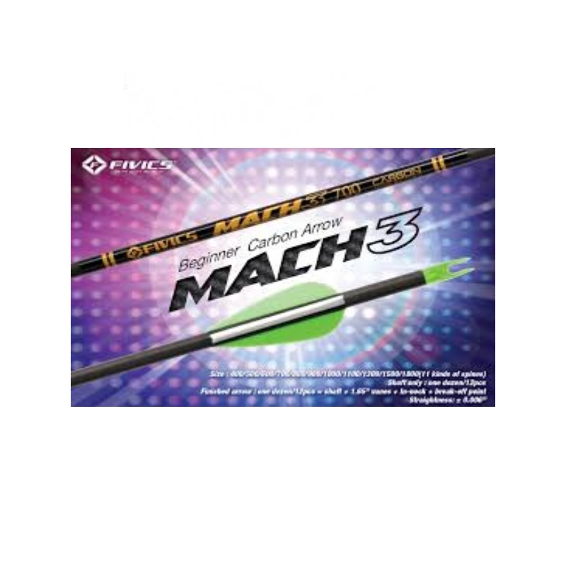Flèche FIVICS Mach 3