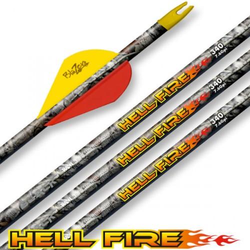 Flèche WIN & WIN Hell Fire