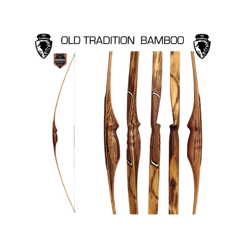 Longbow OLD TRADITION Bamboo