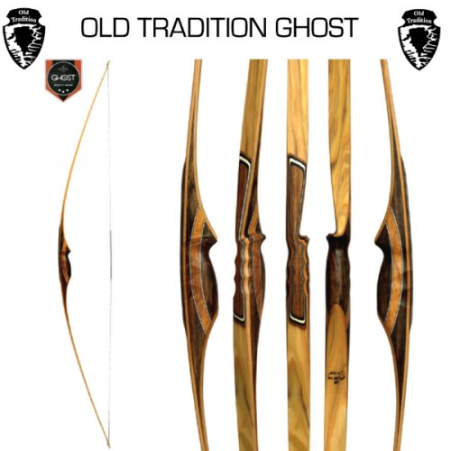 Longbow OLD TRADITION Ghost 68""