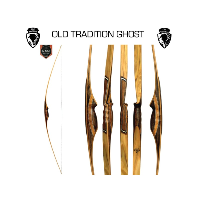Longbow OLD TRADITION Ghost 66""