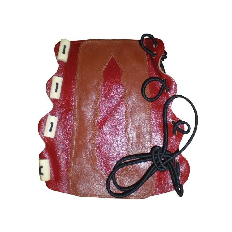 "Bracelet tradition LEGACY 8.5"" Redtail"