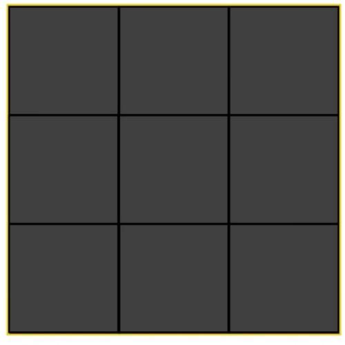 CIBLE DANAGE DOMINO A3 - 9x24.5 cm