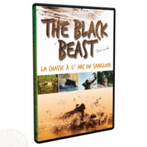 "DVD ""The Black Beast"""