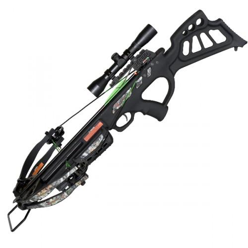 Kit Arbalète HORI-ZONE Stealth Premium PENETRATOR