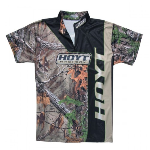 Tee-Shirt HOYT Shooter - Camo