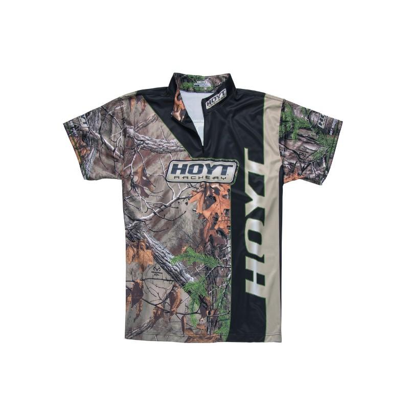 Tee-Shirt HOYT Shooter - Camo