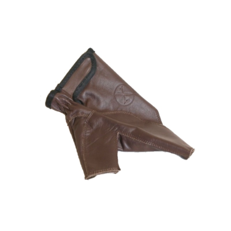 Gant de Main d'Arc AMBIORIX Marron