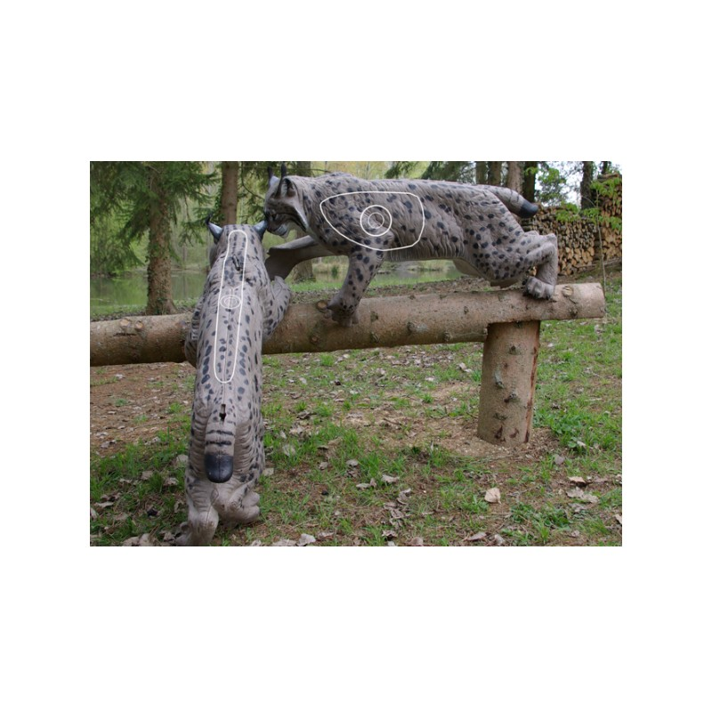 3D NATURFOAM Lynx Grimpant