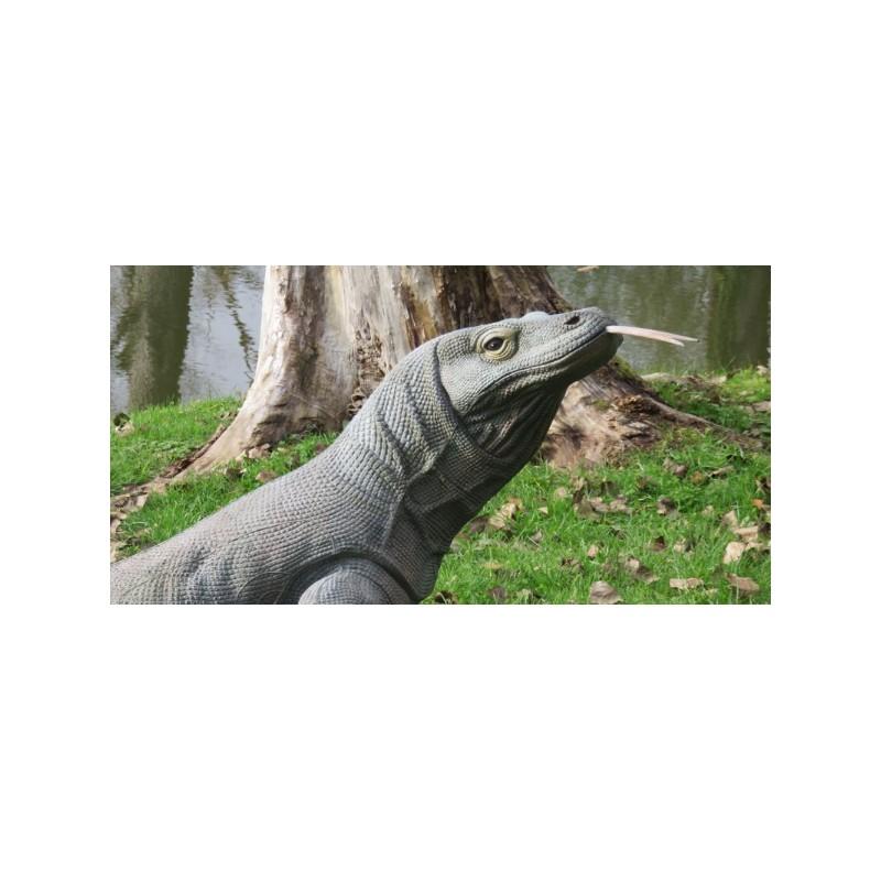 3D NATURFOAM Varan de Komodo