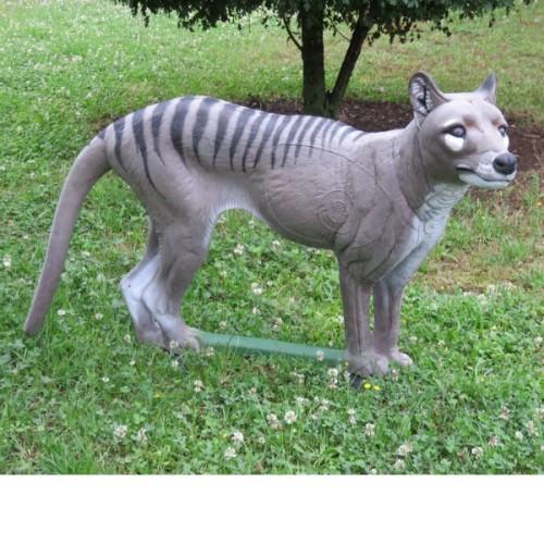 3D NATURFOAM Tigre de Tasmanie