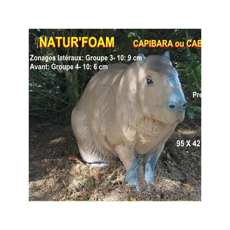 3D NATURFOAM Capibara