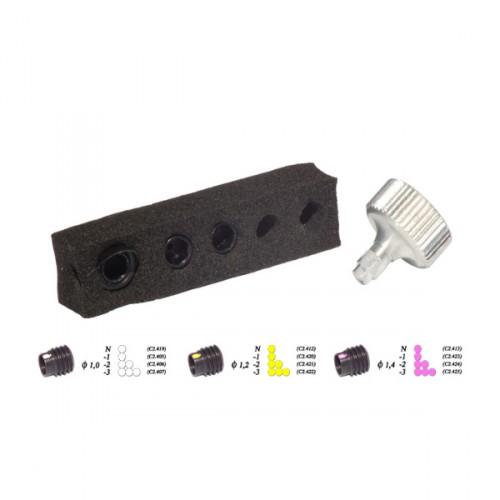 Kit Visette Pro ARC SYSTEME 45°