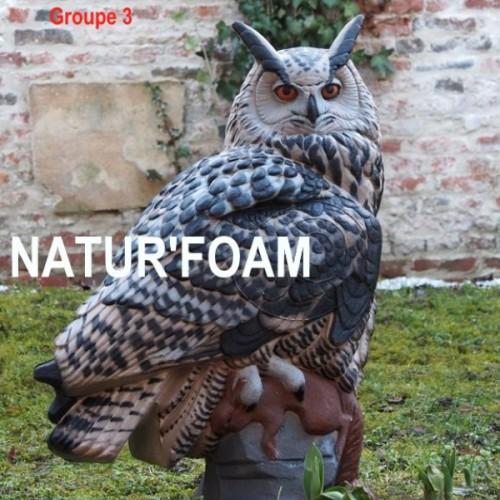 3D NATURFOAM Grand Duc