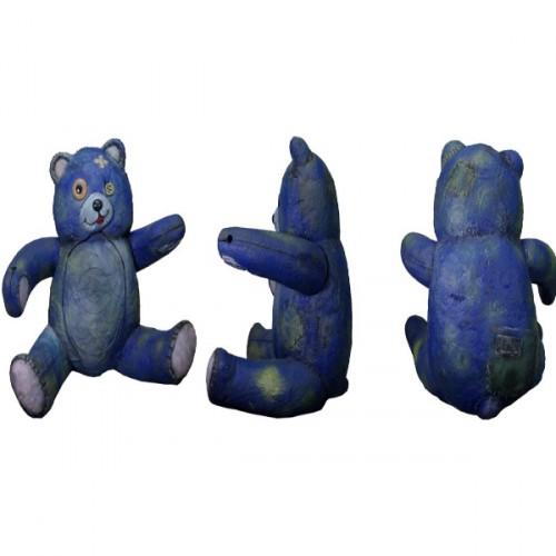 3D NATURFOAM Bluebear