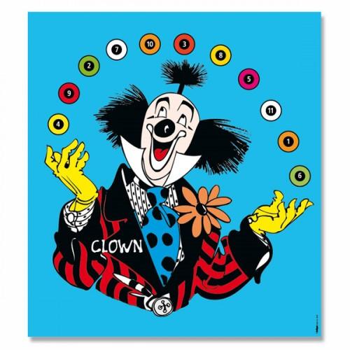 Blason Loisir KRUEGER Clown