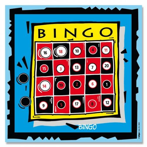 Blason Loisir KRUEGER Bingo