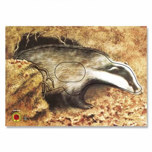 Blason animalier KRUEGER - Groupe 3