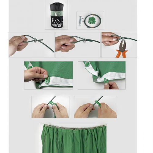 Filet de protection ERA Club vert Standard