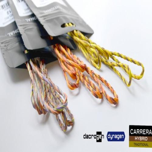 FLEX Longbow Flamande - Dynagen - 16 brins