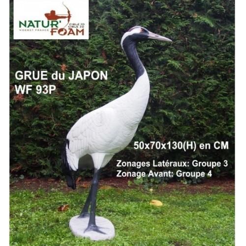 3D NATURFOAM - Grue du Japon