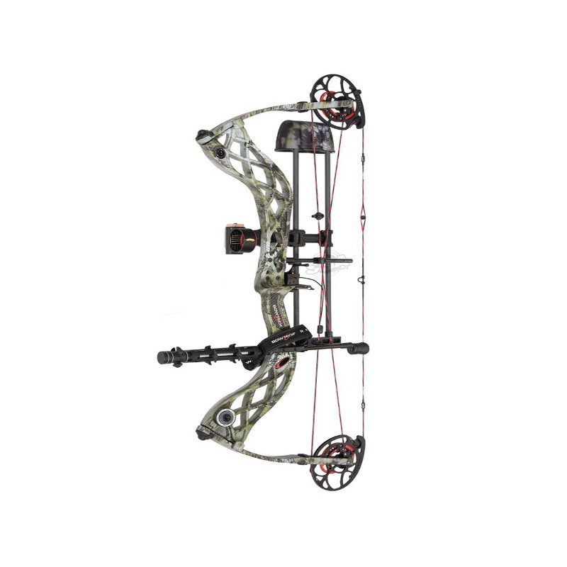 Kit BOWTECH Carbon Icon G2 De Luxe