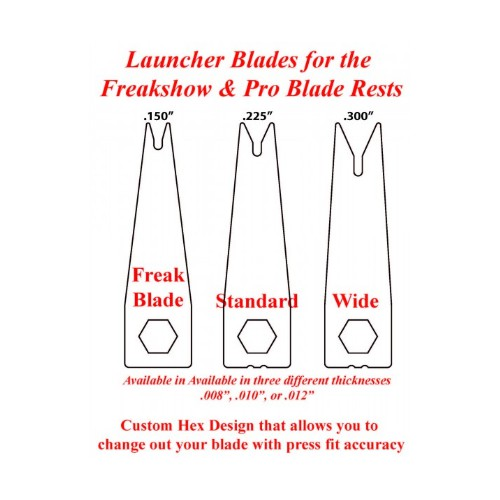 Lame AAE Standard (Pro Blade) Etroite